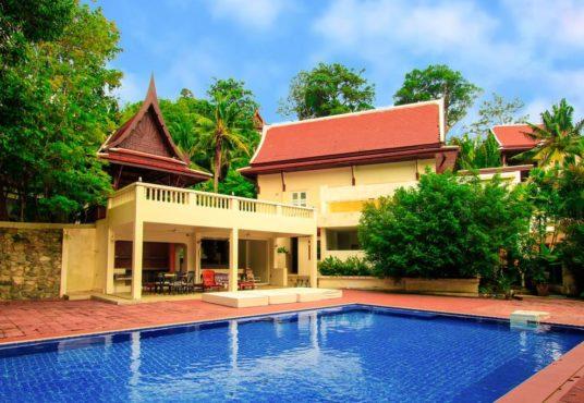 RENT VILLA PHUKET THAILAND