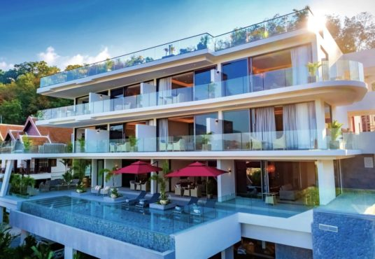 RENT LUXURY APARTMENT PHUKET