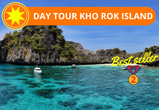 KHO ROK TOUR SPEED BOAT