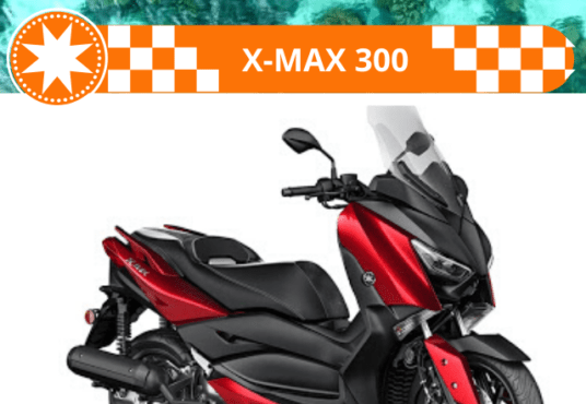 RENT XMAX BIKE PHUKET