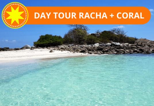 DAY TRIP RACHA CORAL
