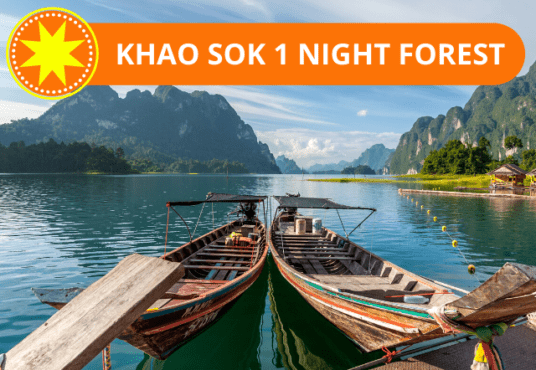 KHAO SOK NIGHT TOUR