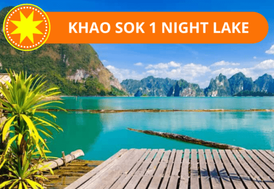 EXCURSION NIGHT KHAO SOK