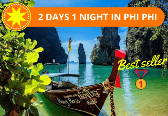 TOUR OVERNIGHT PHI PHI ISLANDS