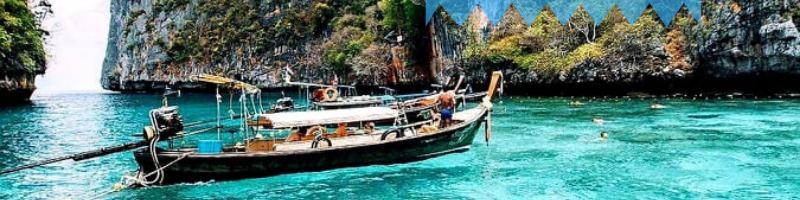 FULL PROGRAMS TOURS PHI PHI BAMBOO