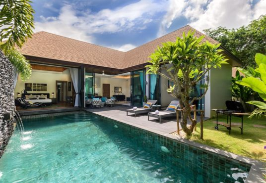 VILLA WITH POOL RAWAI