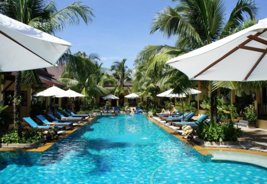 RESORT SPA RAWAI BEACH