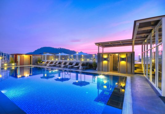 BEST HOTEL 4 STAR PATONG
