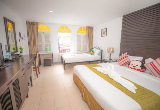 CLEAN GUEST HOUSE PATONG