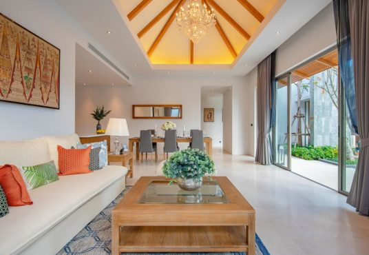 VILLA FOR COUPLE IN PHUKET
