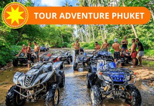 DAY TOUR ADVENTURE PHUKET