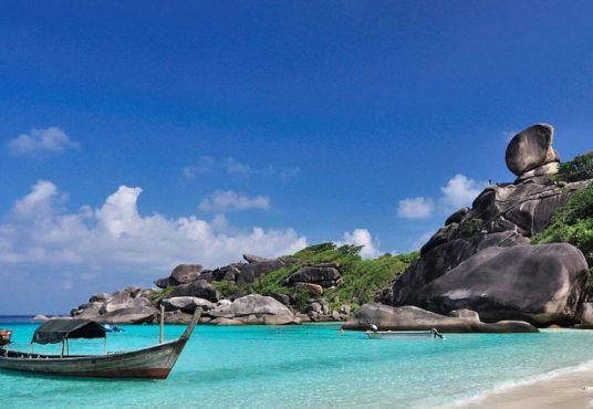 SIMILAN ISLANDS SPEED BOAT