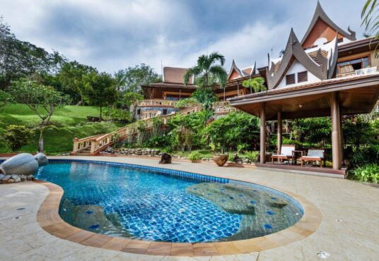 BEST VILLAS FOR SALE IN PHUKET